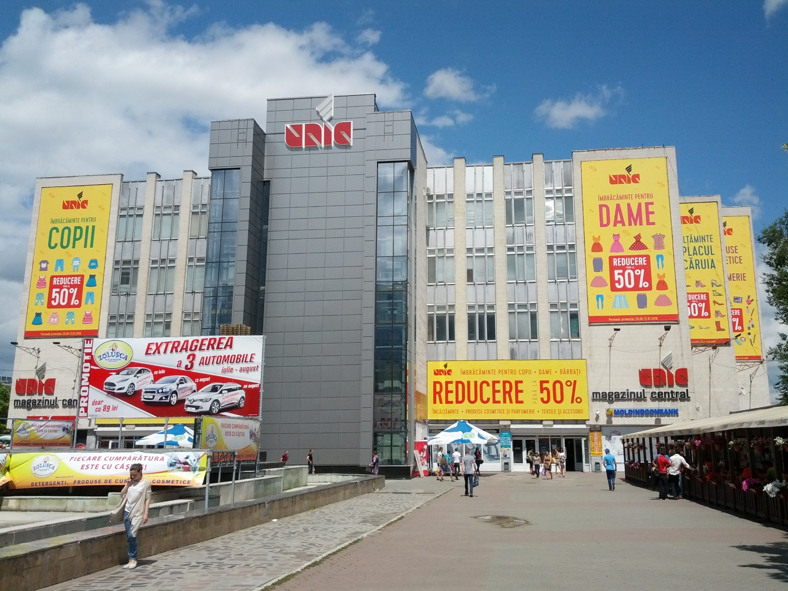 Magazinul Universal Central (UNIC)